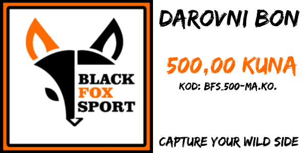 Darovni bon Black Fox Sport