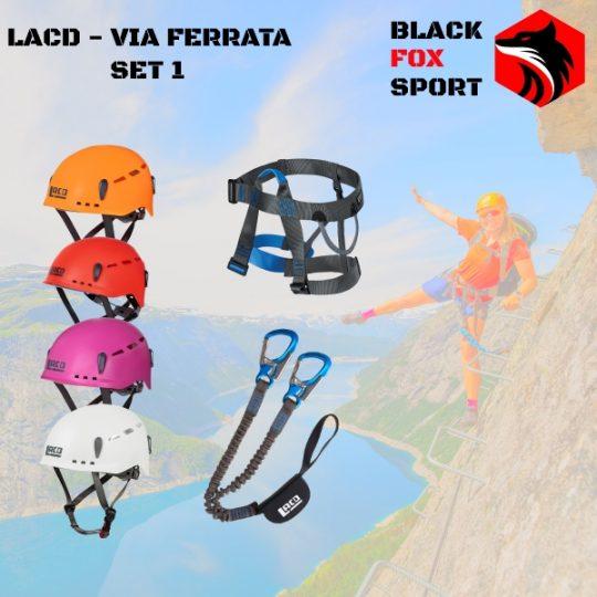 LACD - Via ferrata set 1