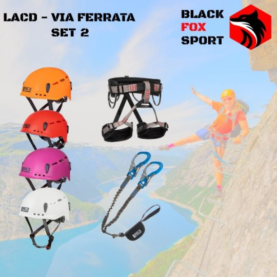LACD - Via ferrata set 2
