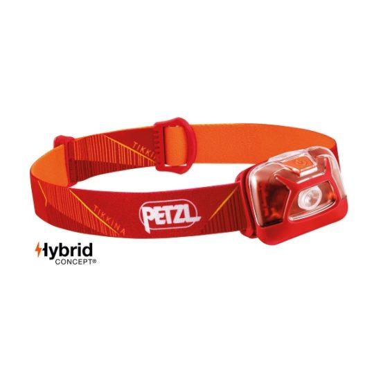 Petzl Tikkina - 250 lumena - crvena