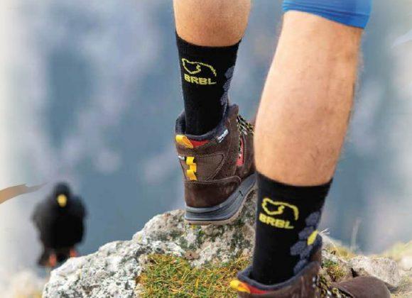 O planinarskim čarapama Bearble – BRBL