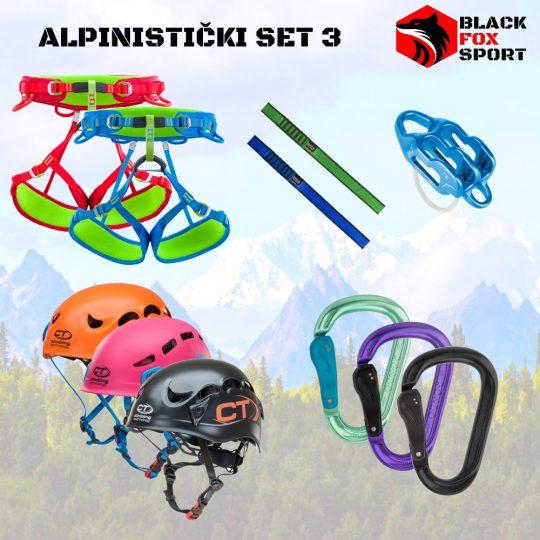 alpinistički set - 3